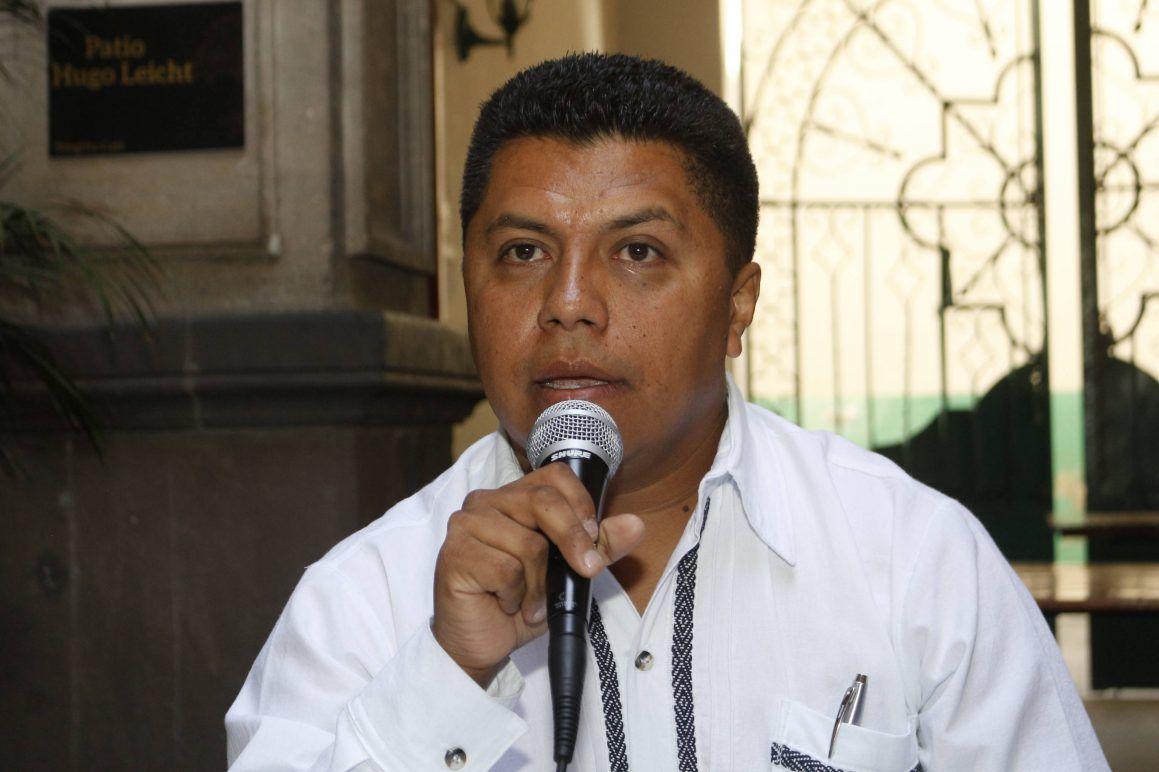 """Puebla: La """"derecha"""" y algunos regidores, detrás de la presión en mi contra por luchar vs la privatización del agua: Jimenéz (La jornada de Oriente)"""