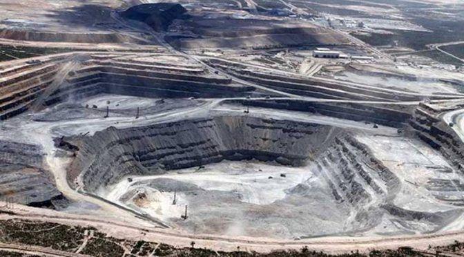 Zacatecas: Peñasquito no dejó sin agua a Cedros: Conagua (NTR Zacatecas)