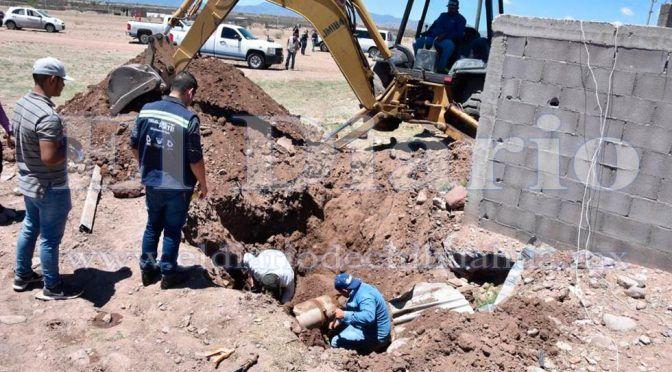 Chihuahua: Robaban más de 86 mil litros de agua al día (El diario de Chihuahua)