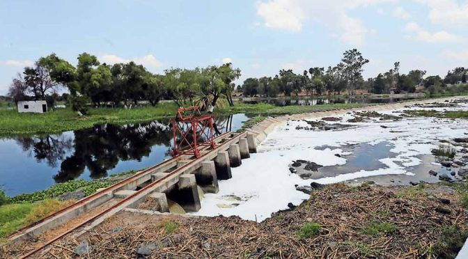 México: Rebasa contaminación al Río Santiago (El Diario)
