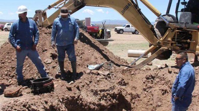 Ahora en Chihuahua combaten el huachicoleo de agua (Excelsior)