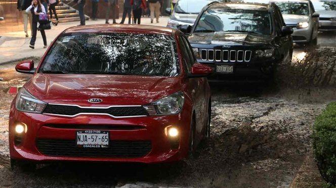 CDMX: Coyoacán, Tlalpan y Magdalena Contreras, las más afectadas por lluvia (El Universal)