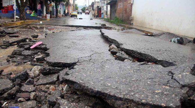 Morelos: Así quedo Cuernavaca tras la segunda lluvia más fuerte del años (Excelsior)