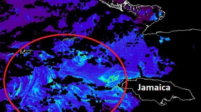 Quintana Roo: satélites detectan 'enorme' mancha de sargazo; llegaría a Cancún (Excelsior)