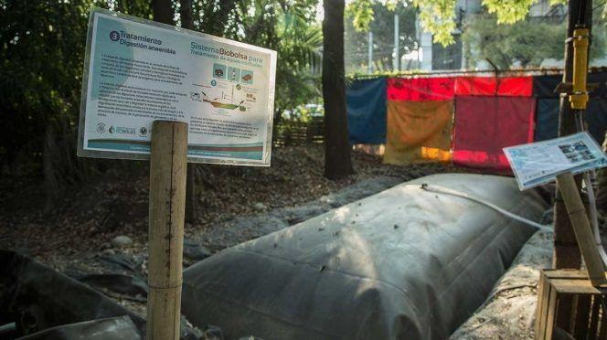 CDMX: Baños Ecológicos que generan Biogás (Excelsior)