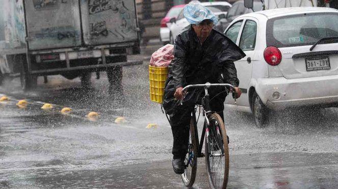 CDMX: Intenso calor y lluvias se esperan en el territorio nacional (Excelsior)