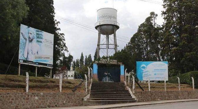 San Luis Potosí: Pierde Interapas $7.30 por m3 de agua potabilizada (Pulso)