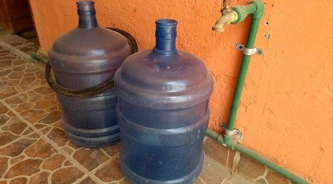 Durango: Miles de familias de Guadalupe Victoria sufren la falta de agua potable (El Sol de Durango)