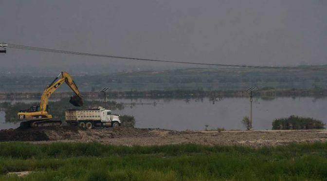 Edomex: GACM deberá decidir si cancela bombeo de aguas en Texcoco (La jornada)