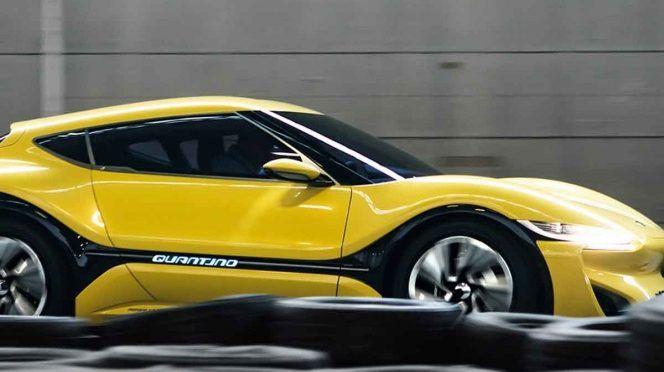 Estados Unidos:  ¡Adiós gasolina! Presentan coche que funciona con AGUA SALADA (Excelsior)