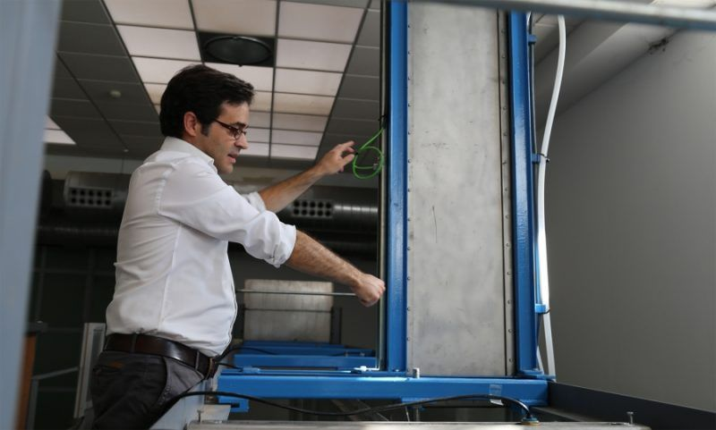 Argentina: Matemáticas para contener el agua del cauce del río (IDESQBRE)