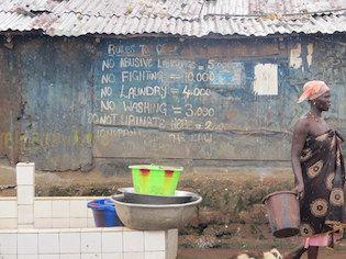 África: China construirá dos presas de agua en Sierra Leona (África Fundación)