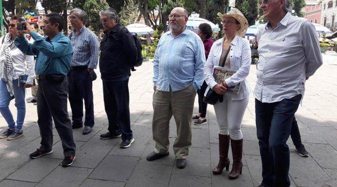 Puebla: Nace frente en defensa del derecho al agua  y en contra de la privatización (La jornada de Oriente)