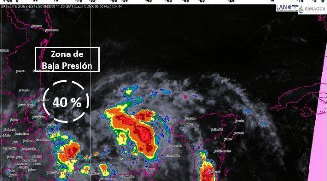 CDMX: Alerta CONAGUA ante temporada de ciclones tropicales (Contra Réplica)