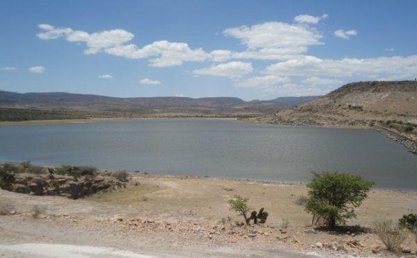 Zacatecas: Presas, con menos agua que en 2018 (imagen Zacatecas)