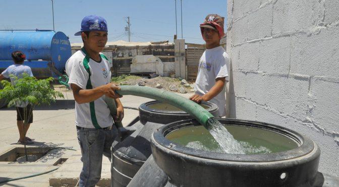 Durango: Exhortan a CNA y CAED a atender la escasez de agua potable (El Sol de La Laguna)