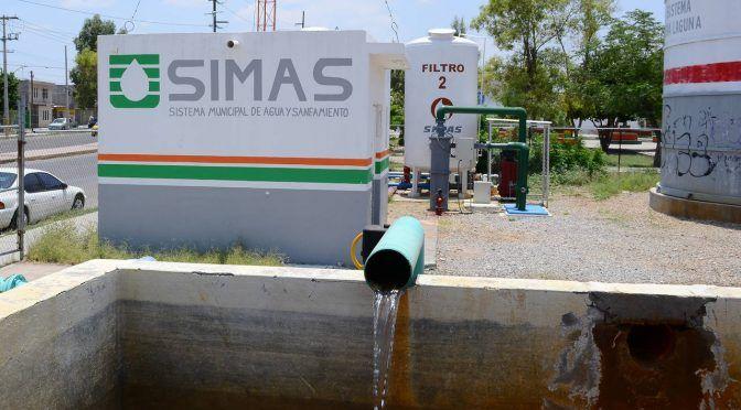 Coahuila: De agua es obligación del Simas: CNDH (El siglo de Torreón)