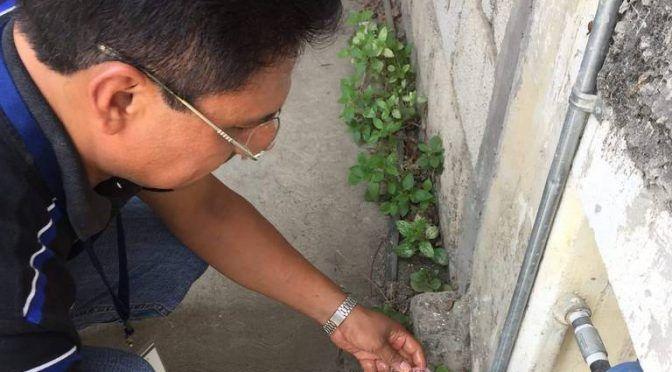 Hidalgo: lluvias surten de agua potable (El Sol de Hidalgo)