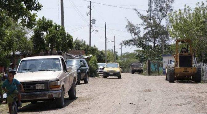 Sinaloa: en La Amapa falta agua, alumbrado y espacios recreativos (El Sol de Mazatlán)