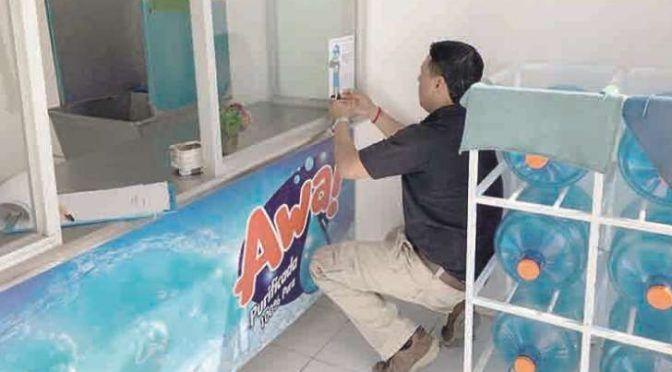 Multan a negocios de agua purificada en Sonora (Expreso)