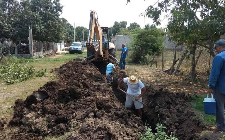 Michoacán: amplían Red de Suministro del Agua (El Sol de Zamora)