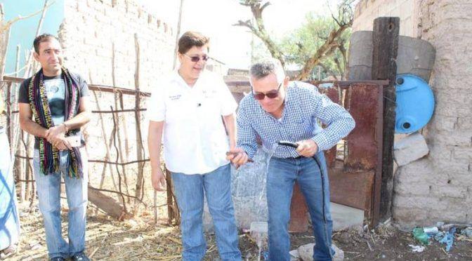 Coahuila: Regresa el Servicio de Agua Potable a las Comunidades de Santa Brígida y Progreso (Noticias de el Sol de la Laguna)