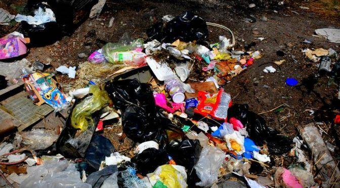 Guanajuato: El manto acuífero se ve afectado por rellenos sanitarios (El Sol del Bajío)