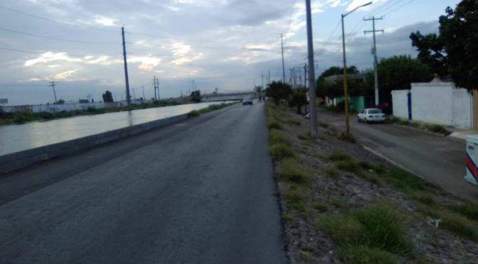 Coahuila: Conagua supervisa volumen del agua en el Sacramento (El Sol de La Laguna)