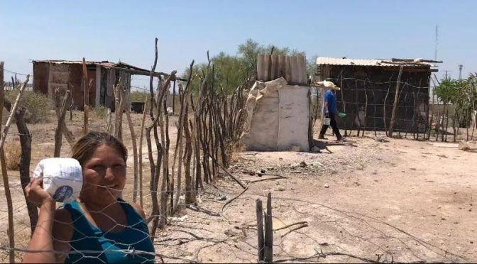 Sonora: Claman por agua para aminorar calor (El Imparcial)