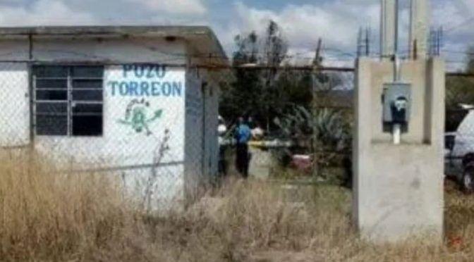 Hidalgo: Piden atender contaminación en pozos de agua en Tula y Tepetitlán a dependencias federales (am)
