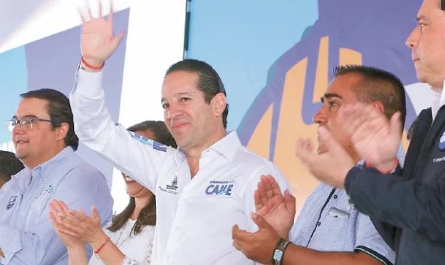 San Juan del Río: Invierten 200 mdp en obras públicas (El Universal)