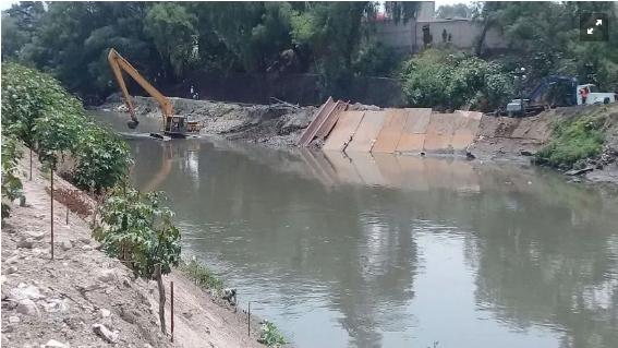 Guanajuato: Prioritario atender contaminación en Río Tula y presa Endhó (AM)