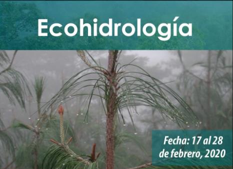 Curso Ecohidrología