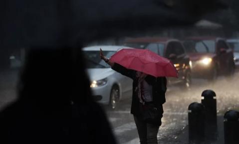 CDMX: Activan Alerta Amarilla en 11 alcaldías por tormenta (El Universal)
