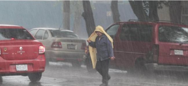 CDMX: En junio lloverá 60% más de lo normal en la capital: SMN (Adn 40)