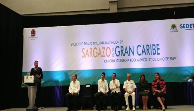 Quintana Roo: Asociación de Estados del Caribe propone pedir financiamiento para atender sargazo (El Universal)
