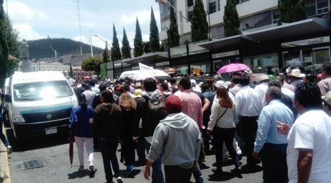 Sonora: falta de agua causa cierre de vialidades (El Imparcial)