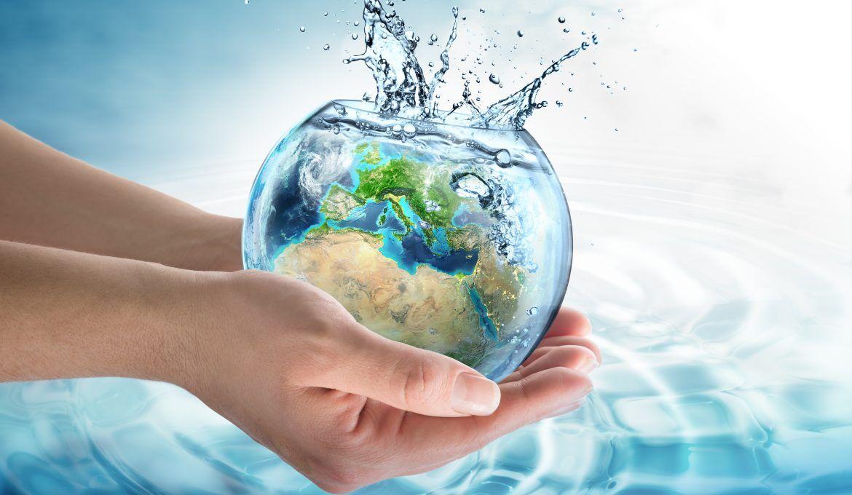 El agua, base del desarrollo sostenible (Infografía)