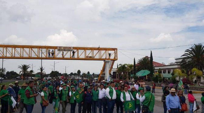 Hidalgo: Recibirán agua; levantan bloqueo (El Sol de Hidalgo)