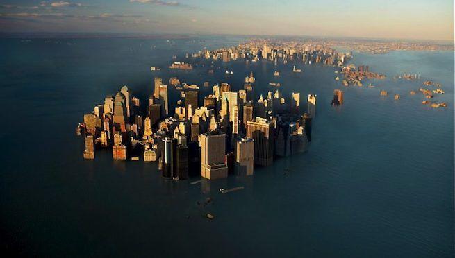Estados Unidos: 5 ciudades que estarían bajo el agua por el cambio climatico (Vive USA)
