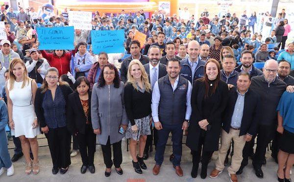 Estado de México: inician primeras Escuelas Captadoras de Vida en Huixquilucan (El Heraldo de México)