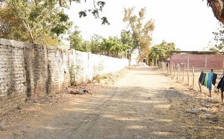 Sinaloa: Falla el agua en El Venadillo (El Sol de Mazatlán)