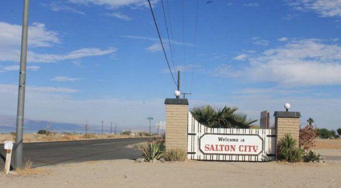 Baja California Norte: Destinarán 30 mdd al rescate de Salton Sea (La voz de la frontera)