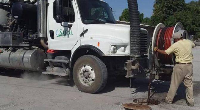 Durango: Atiende Sapal hasta 12 fugas de agua diariamente (El Sol de Durango)
