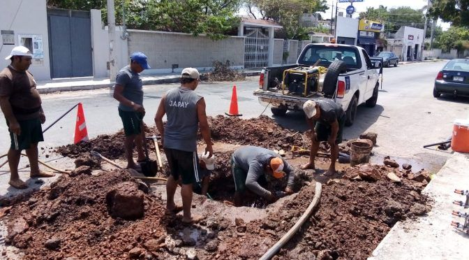 Se quedará sin agua un sector del centro de Mérida (Diario de Yucatán)