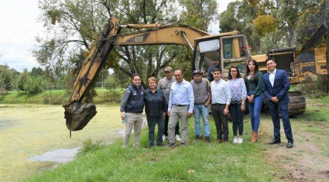 Tlaxcala: Arranca el saneamiento de la presa Acomulco (El Sol de Tlaxcala)