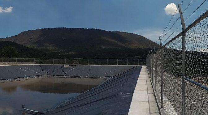 Hidalgo: Productores de Santiago Tlajomulco reciben olla de captación de agua (Al Día Noticias)