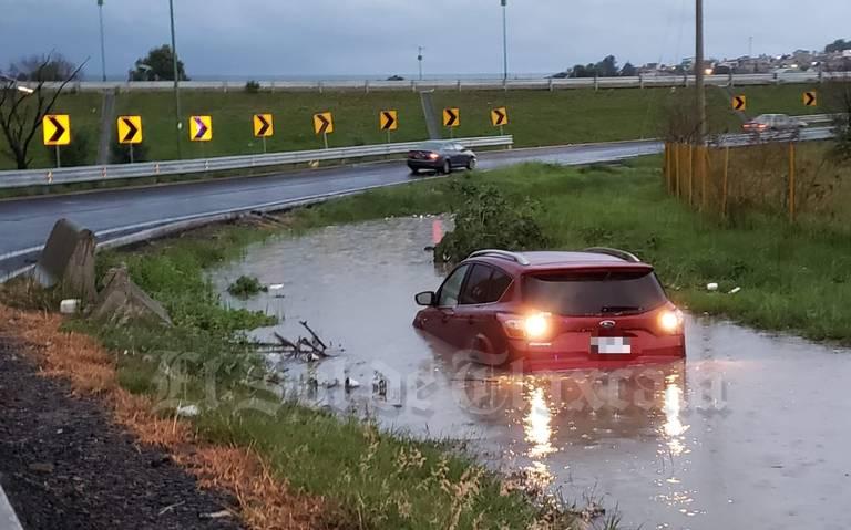 ¿Qué hacer si tu auto queda bajo el agua por inundación?