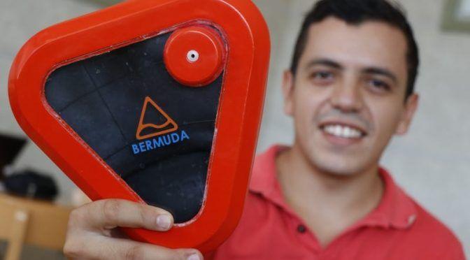Yucatán: Joven inventa purificador de agua marina (Diario de Yucatán)