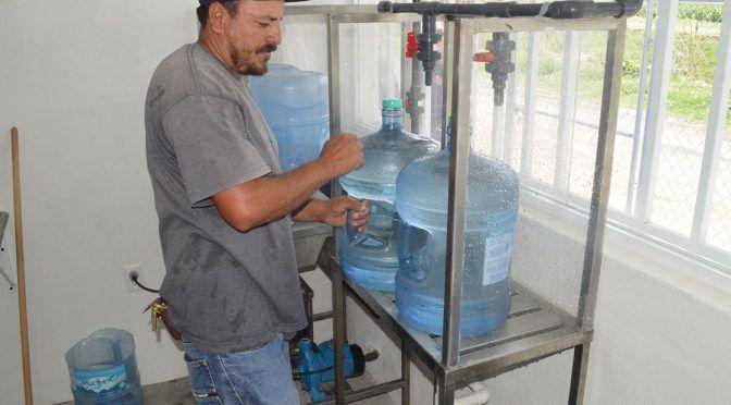 Guanajuato: Construyen plantas purificadoras de agua en Acámbaro (Periódico Correo)